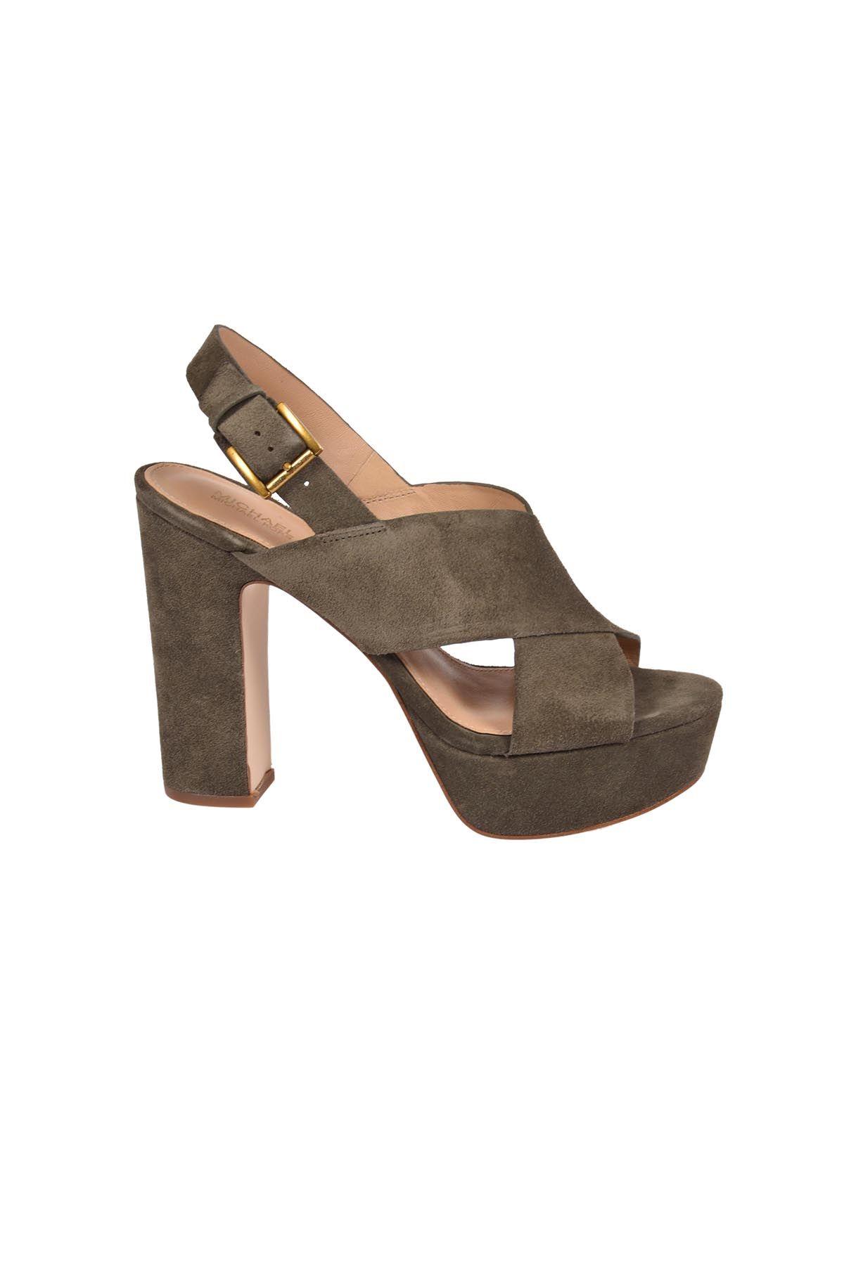 Michael Kors Marina Platform Sandals