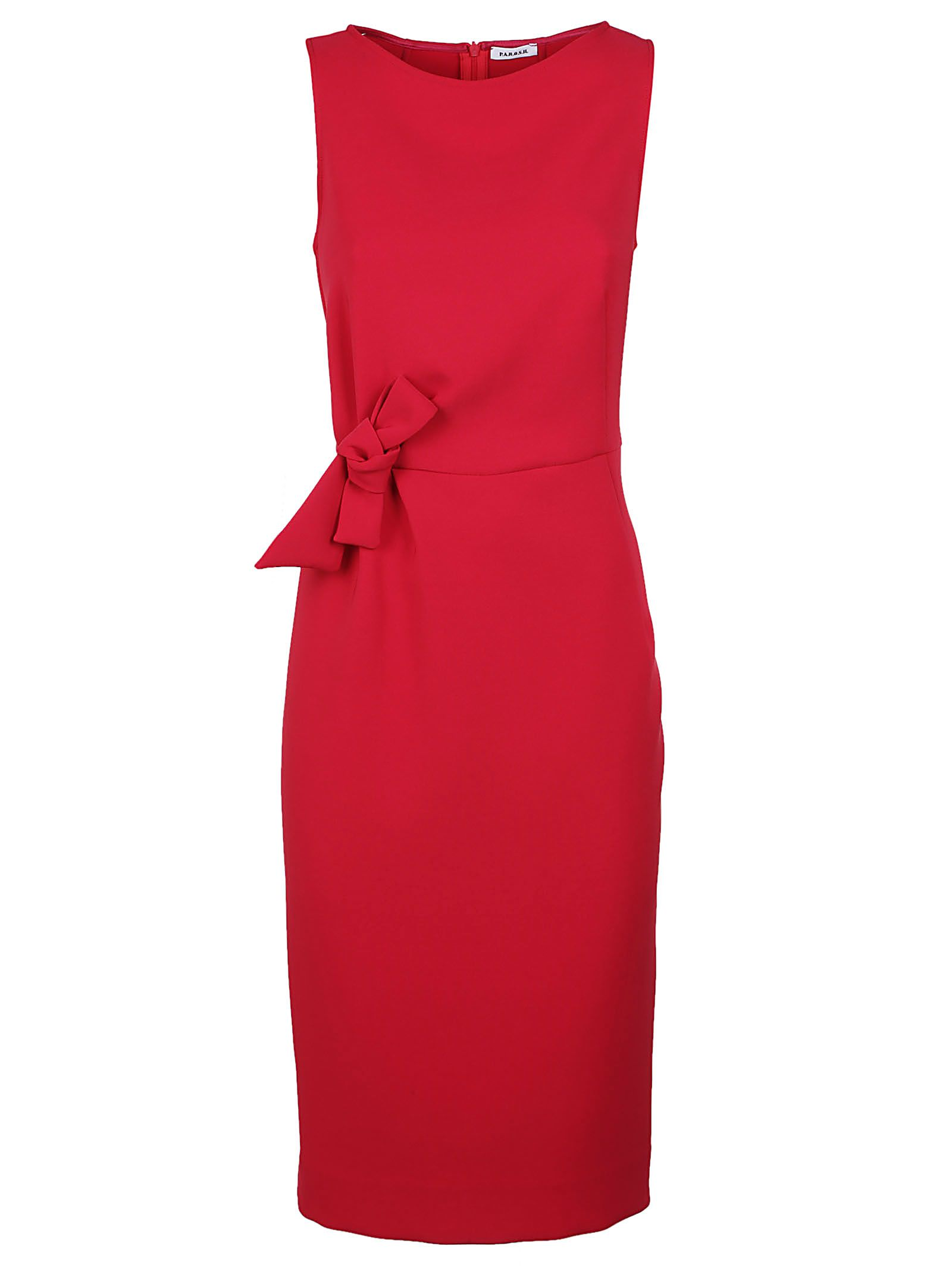 P.a.r.o.s.h. Bow Front Shift Dress