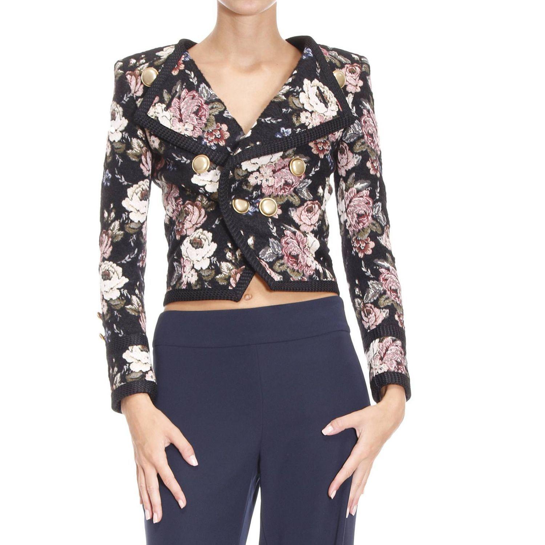 Blazer Jackets Woman Saint Laurent