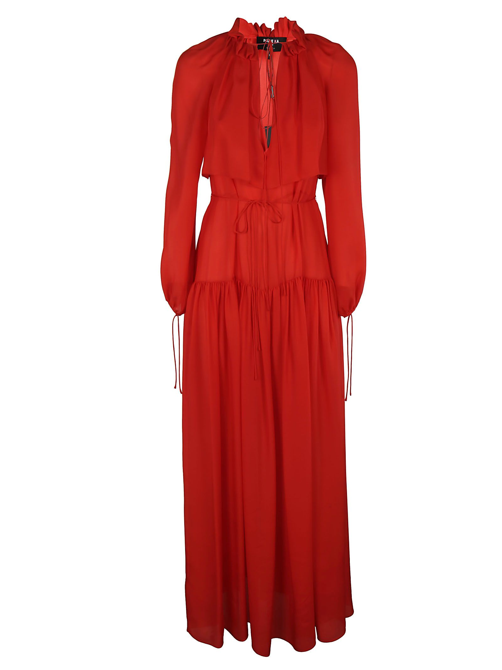 Paule Ka Silk Dress