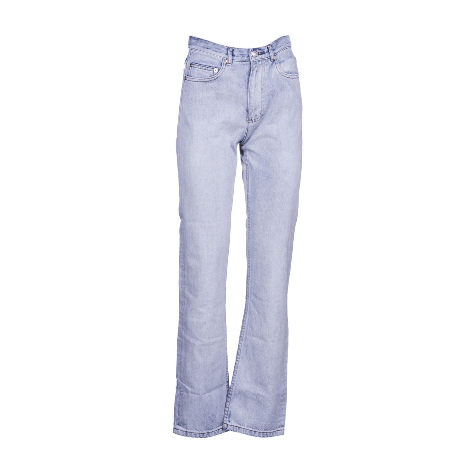 A.p.c. Straight-leg Denim Jeans