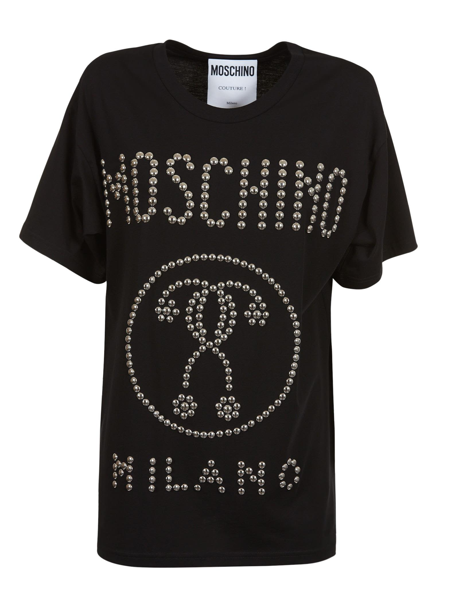 Moschino Oversized Question Mark T-shirt