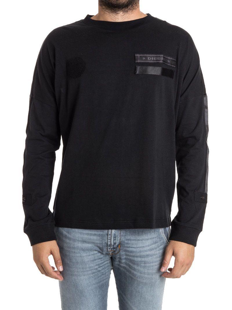 Diesel Cotton Sweatshirt