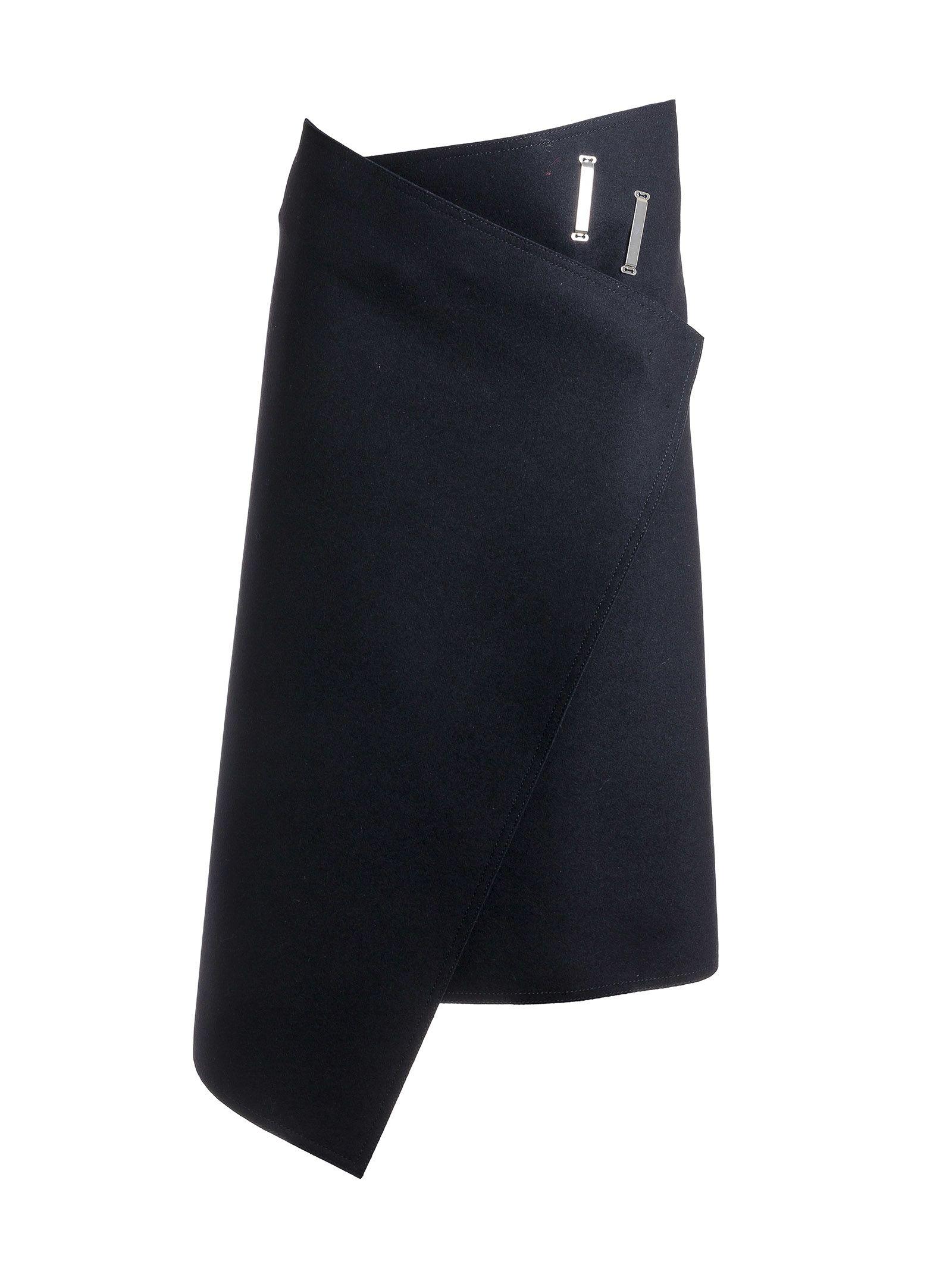 Céline Wool Skirt