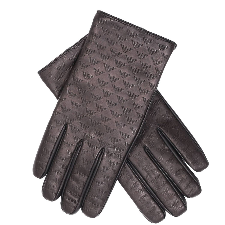 Gloves Gloves Men Emporio Armani