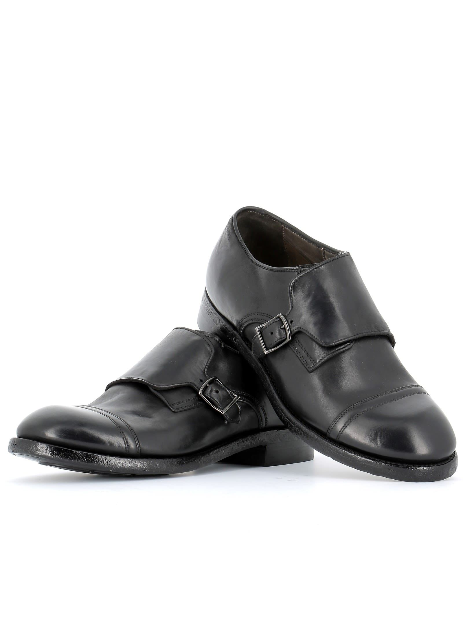 Silvano Sassetti Buckle Shoes