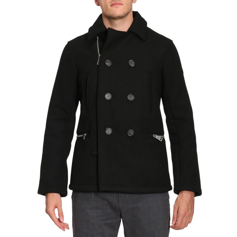 Coat Coat Men Armani Jeans