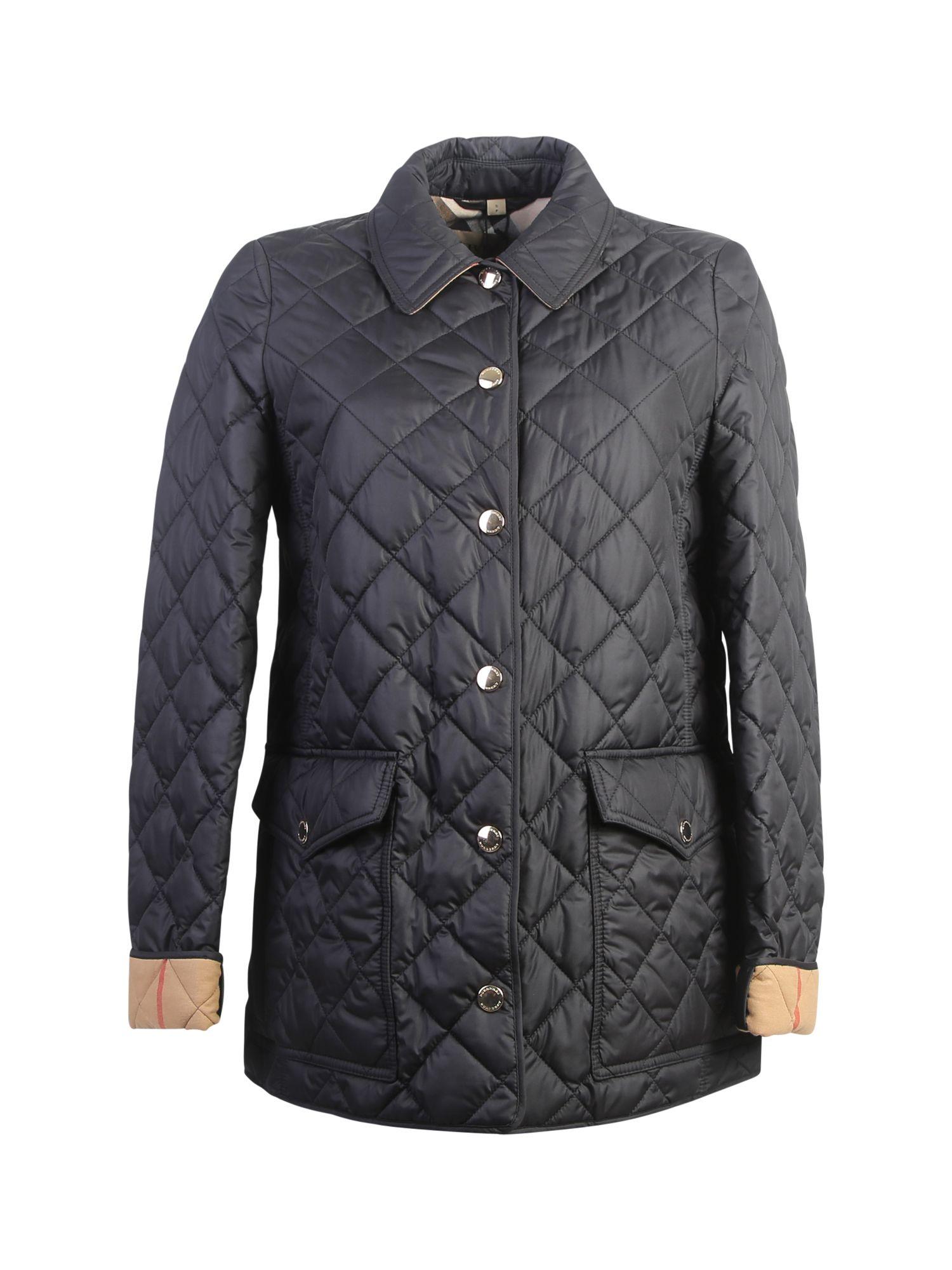 Westbridge Quilted Nylon Jacket 8497787