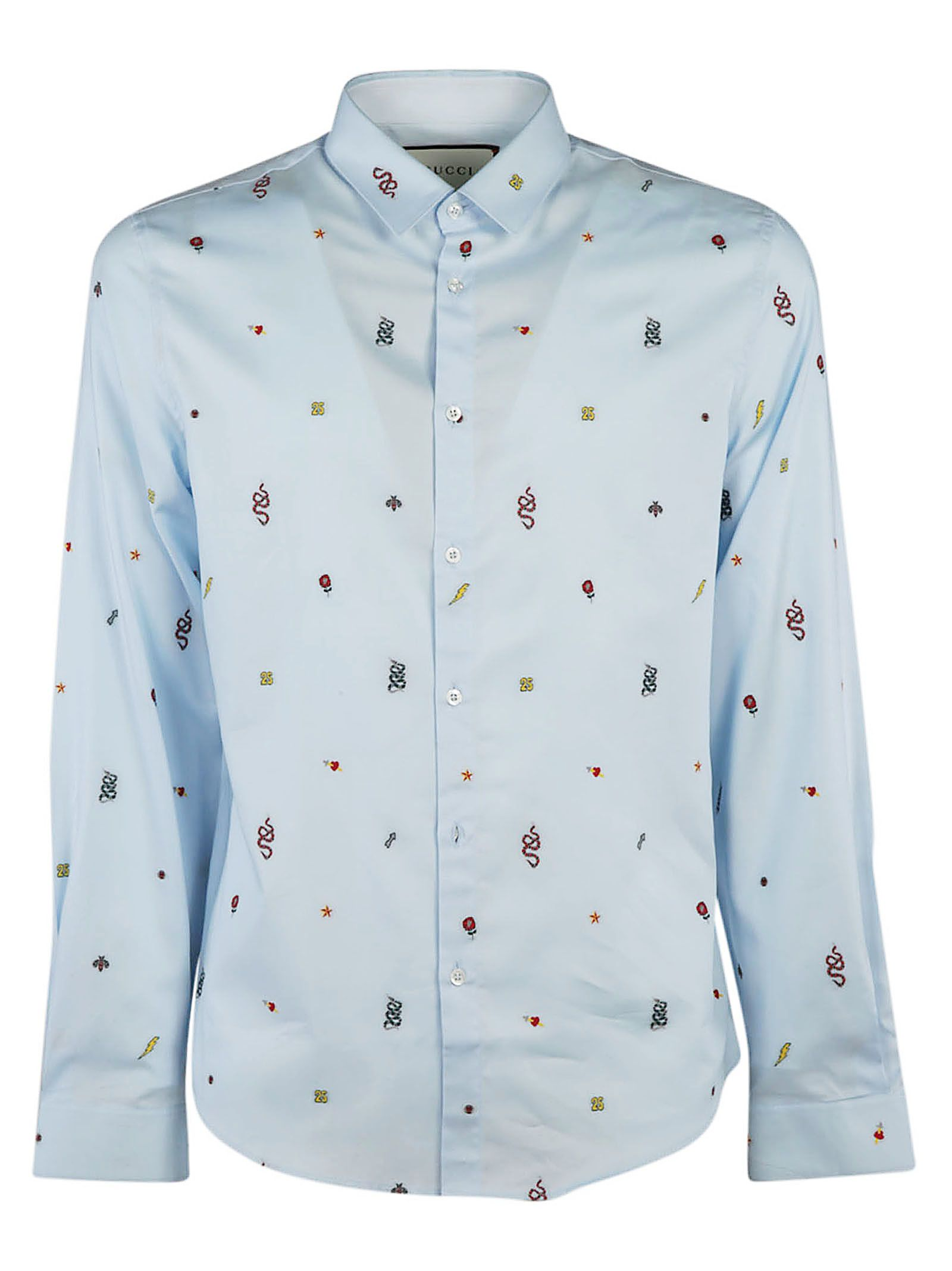 Gucci Symbols Oxford Duke Shirt