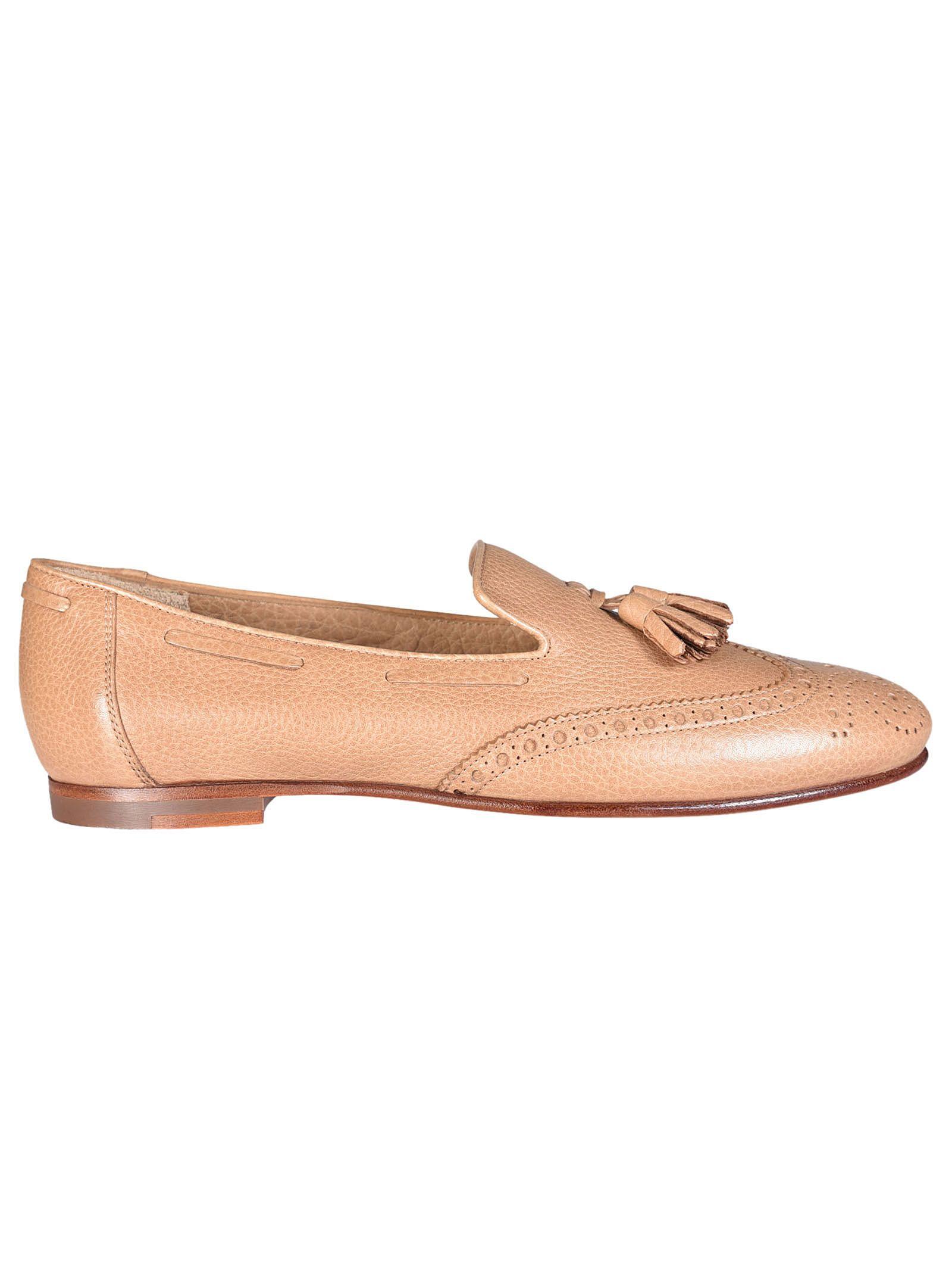 Santoni Classic Tassel Loafer