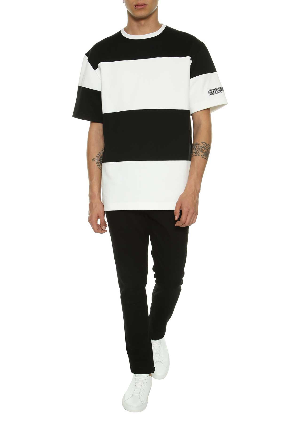 Calvin Klein Calvin Klein Sweatshirt With Short Sleeves