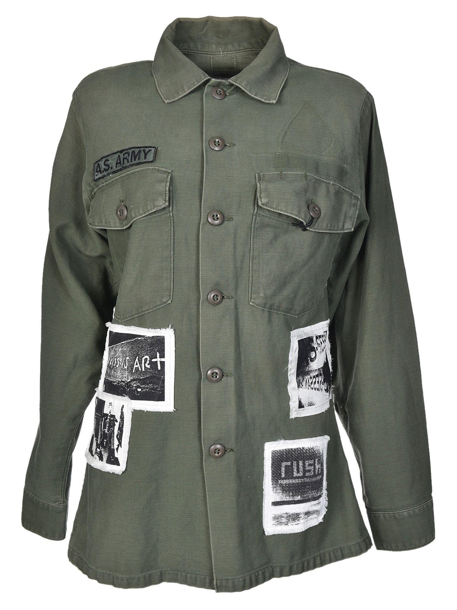 As65 Vintage Shirt