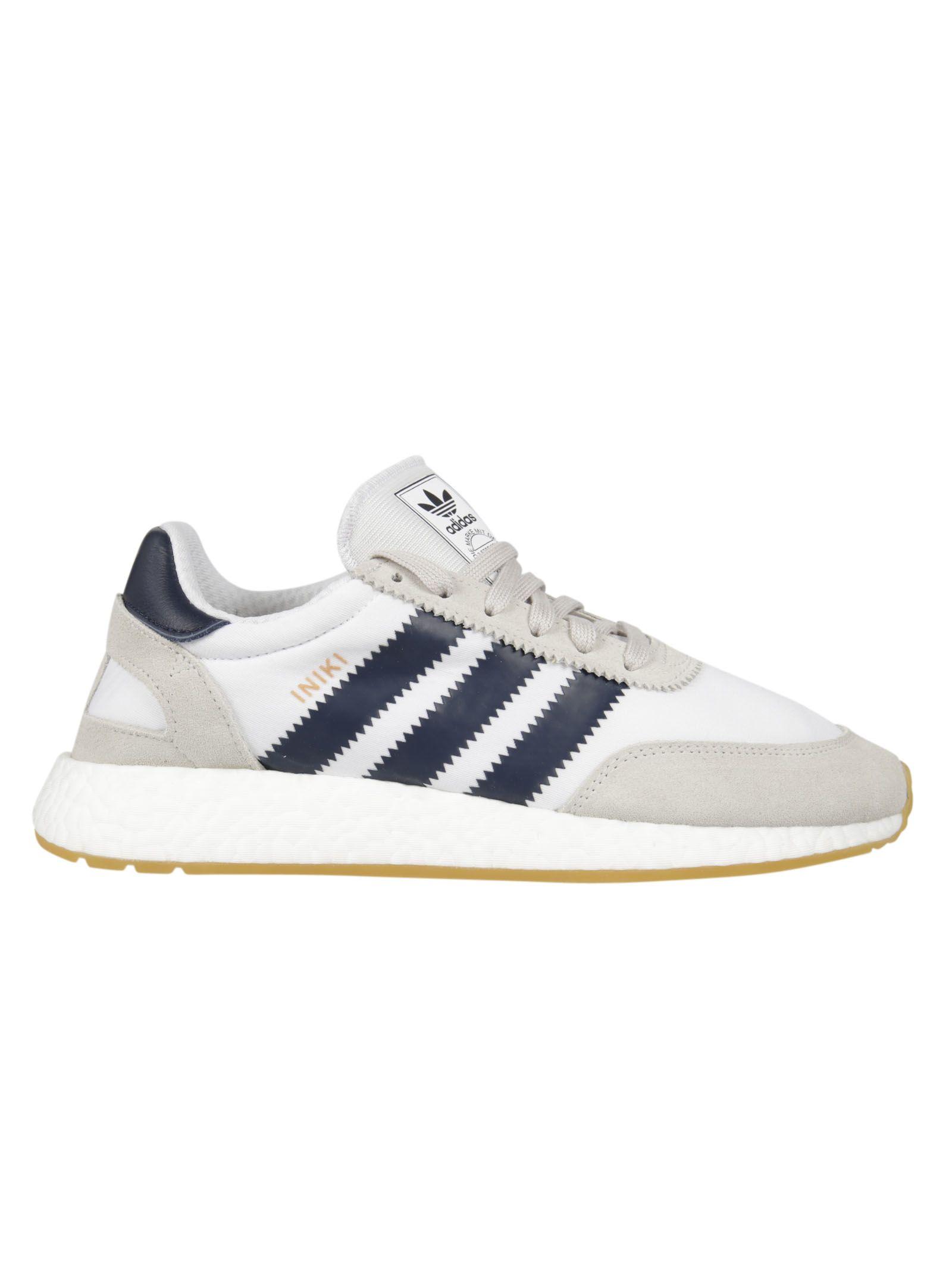 Adidas Originals Iniki Zigzag Stripes Sneakers