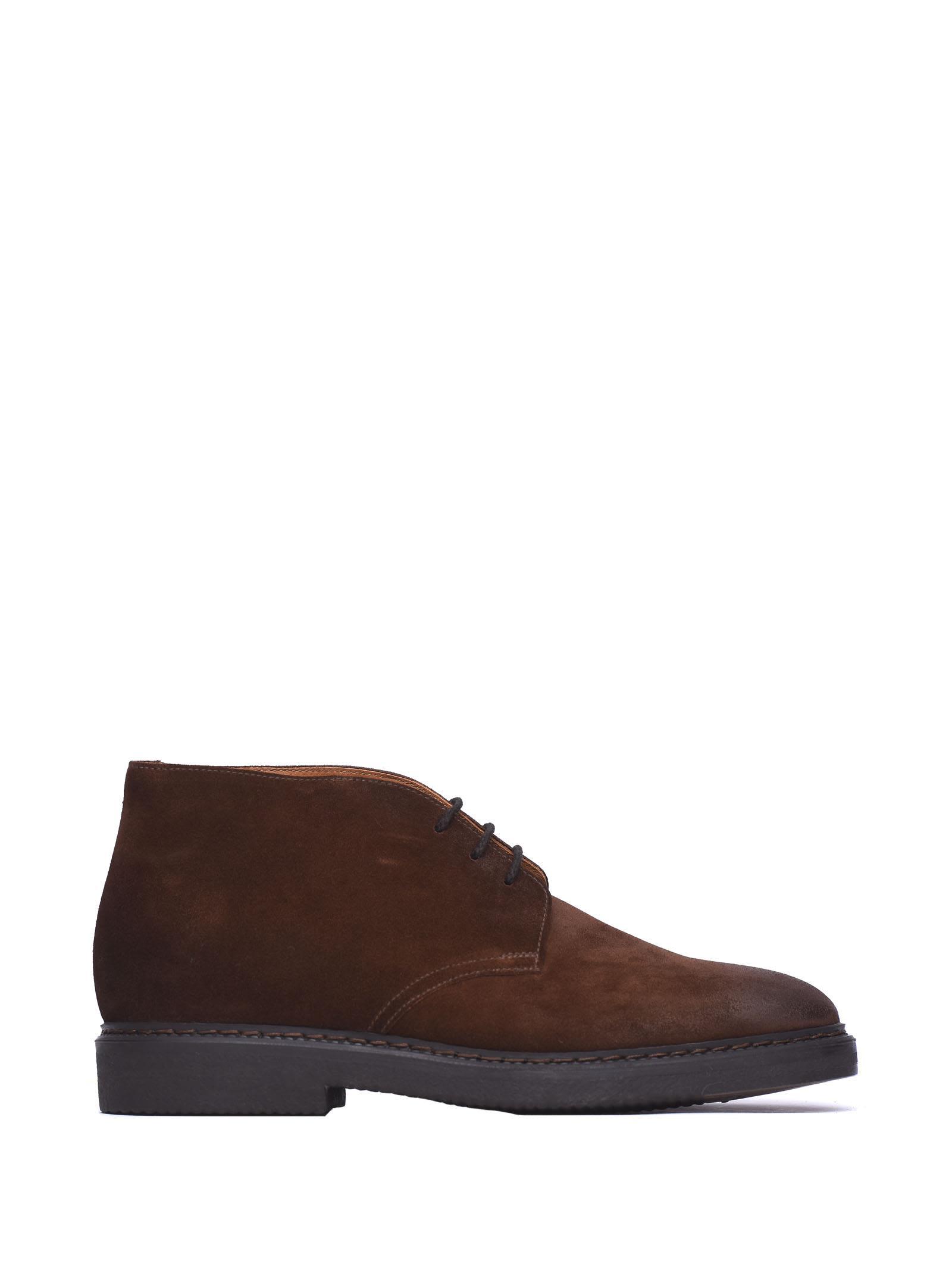Doucals Desert Boots Suede