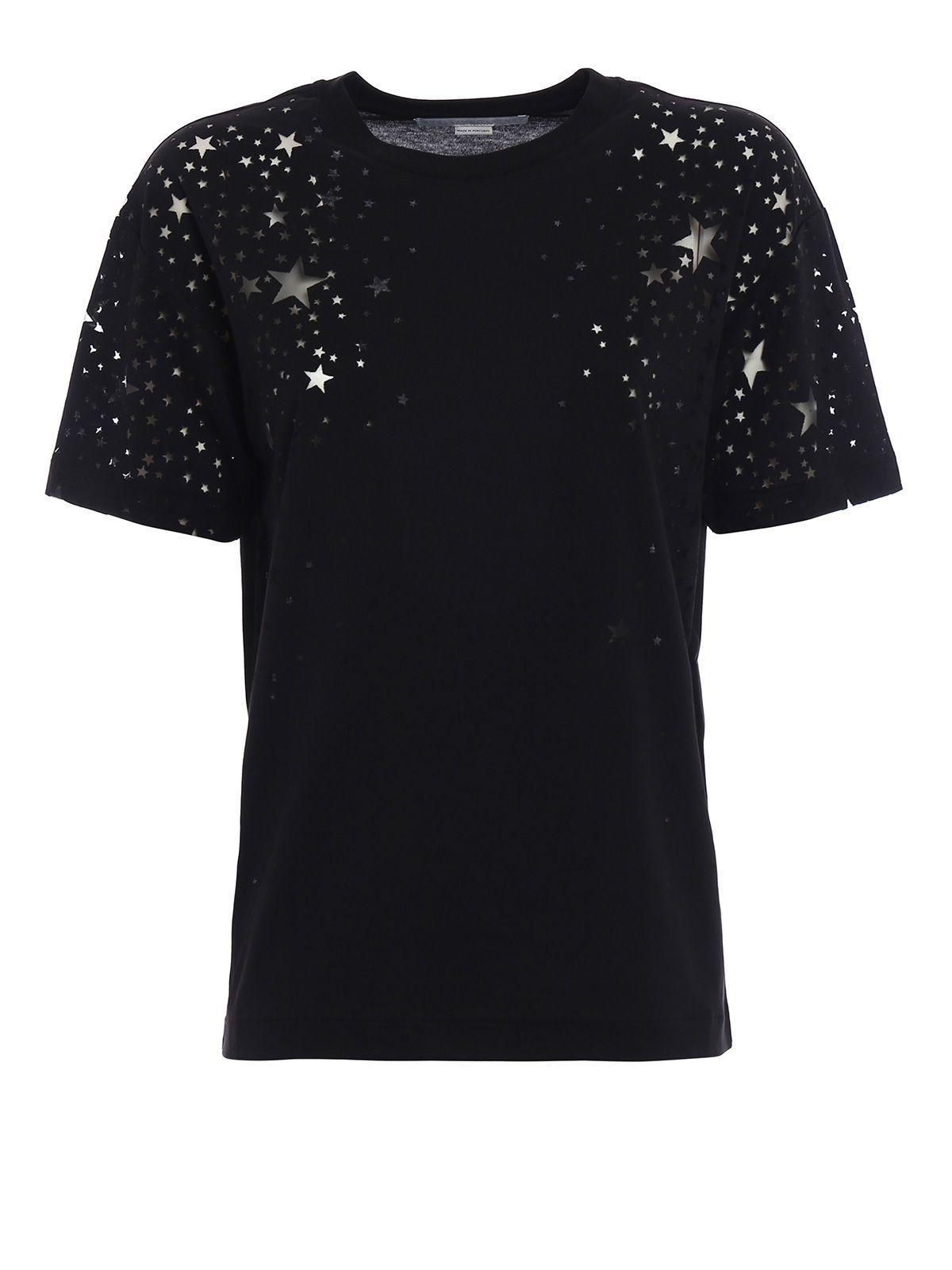 Stella McCartney T-shirt Devore Stars