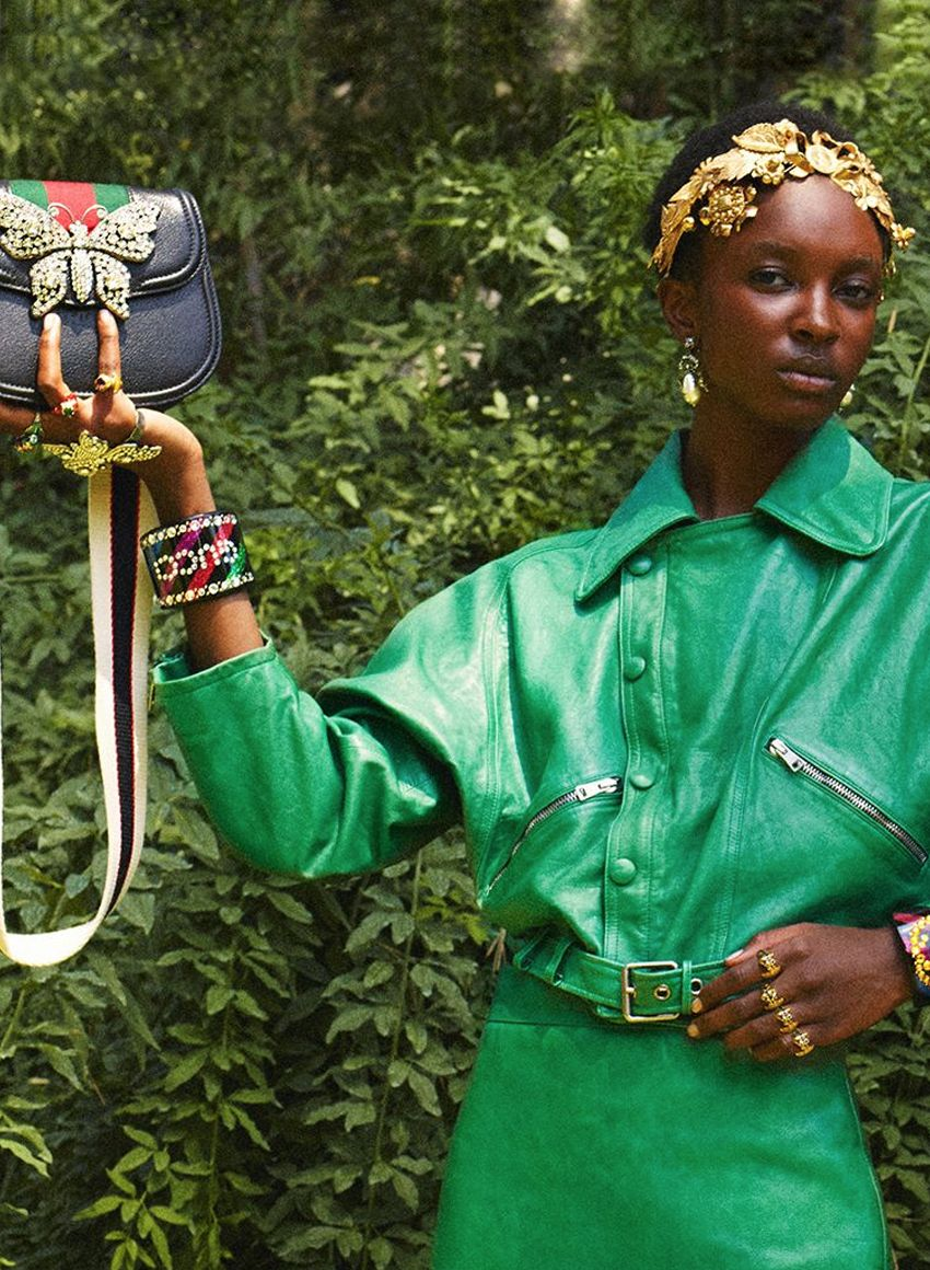 Gucci Clothing Women - Spring Summer 2018