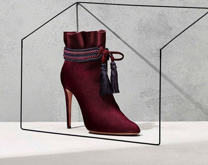 Aquazzura Women - Fall Winter 2017