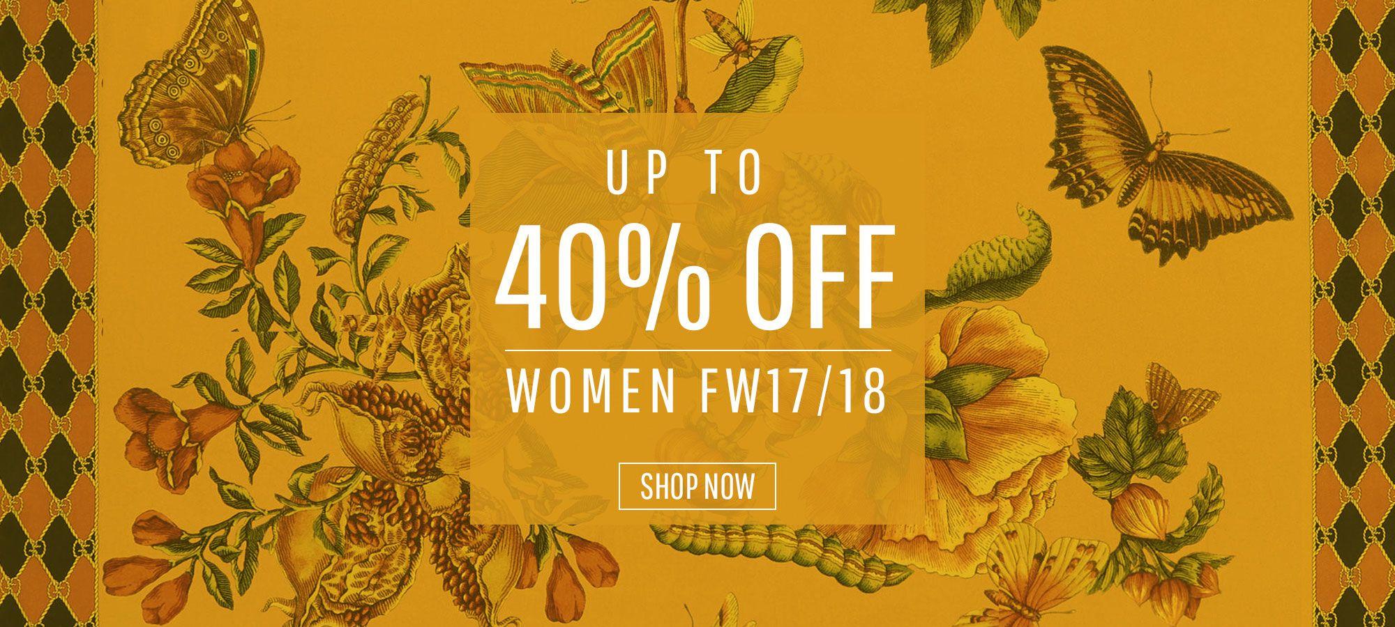 Sale Women - Fall Winter 2017