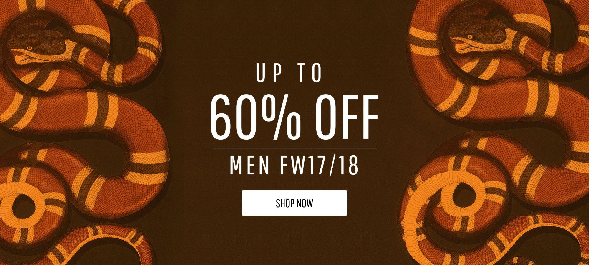 Men Sale - Fall Winter 2017