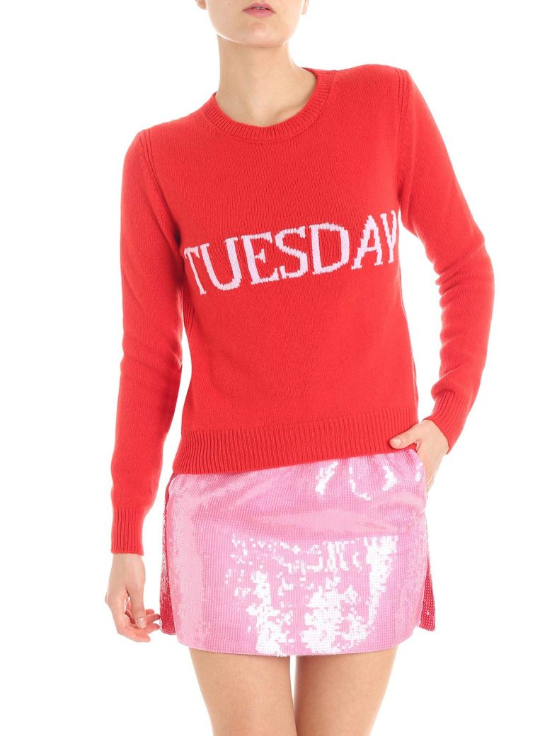 - TUESDAY SWEATER