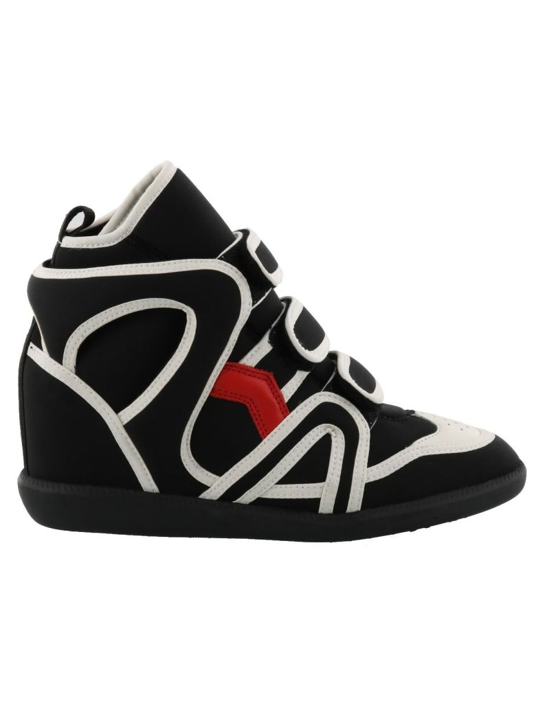 Buckee Baskets Sneakers, Black