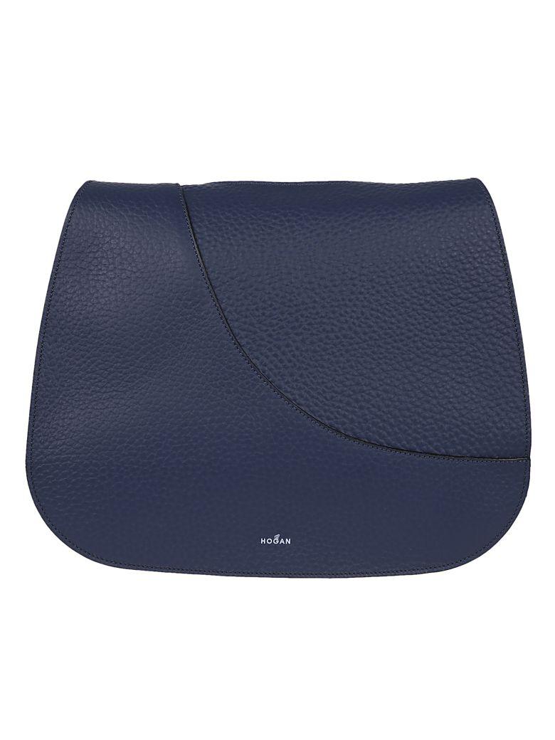 2a8c97cea2 HOGAN LOGO SMALL SHOULDER BAG, BLUE | ModeSens