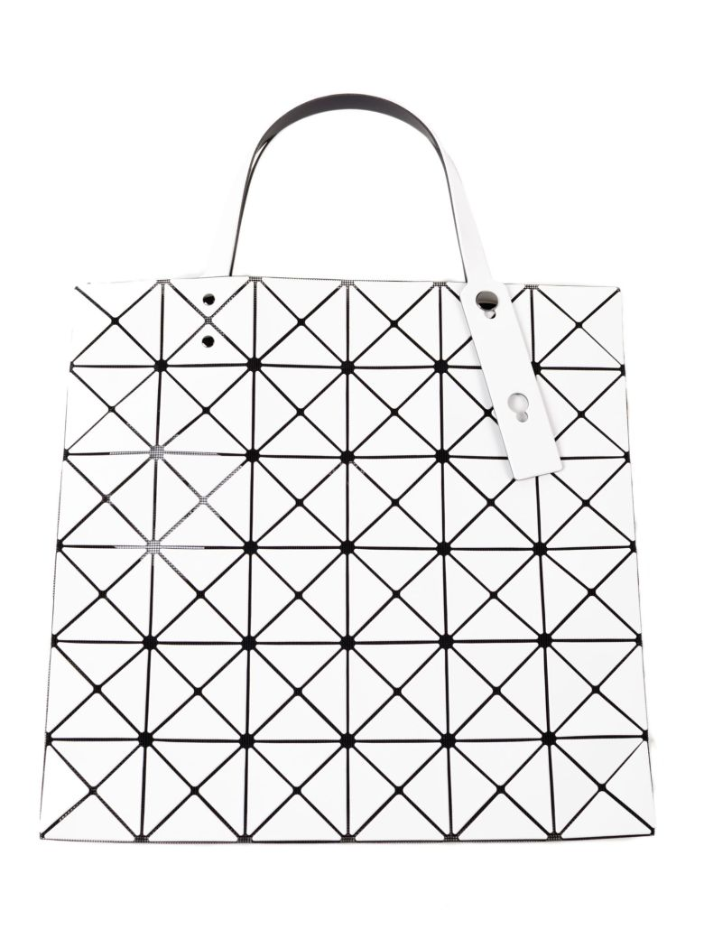 b61fa1ad102c Bao Bao Issey Miyake Lucent Tote In White