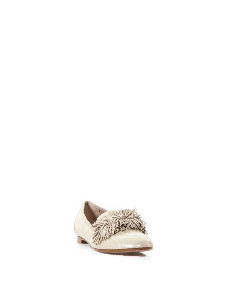 WILD POINTY-TOE LOAFER FLAT