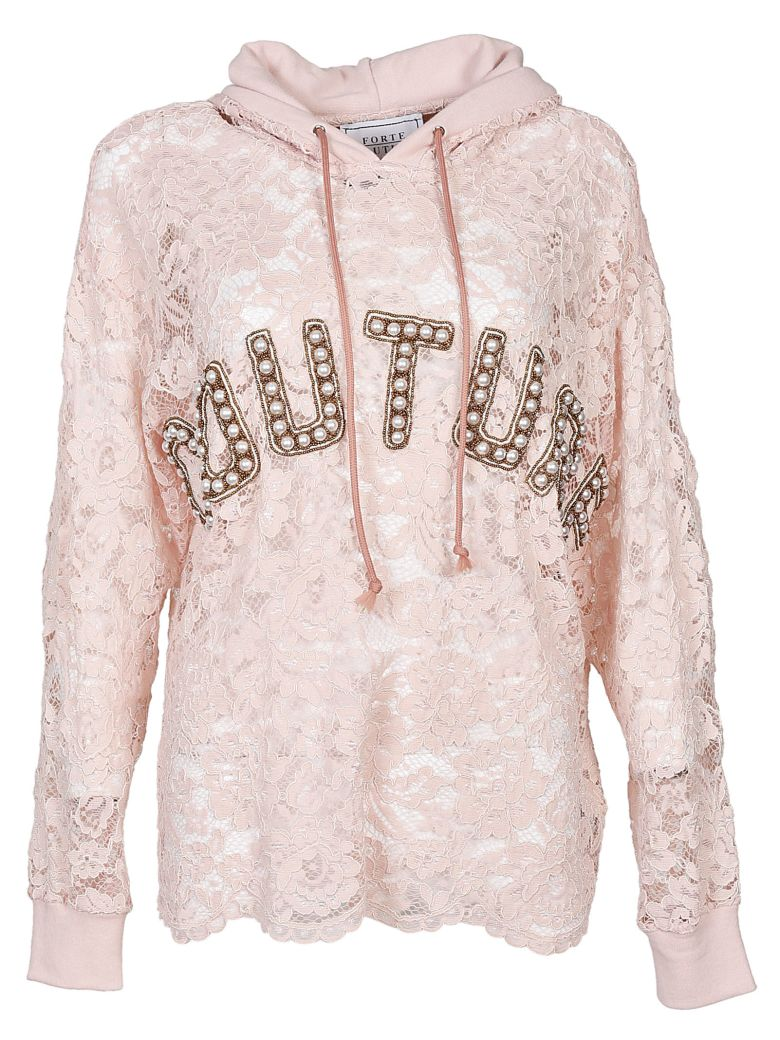 FORTE COUTURE BAD GIRL HOODIE