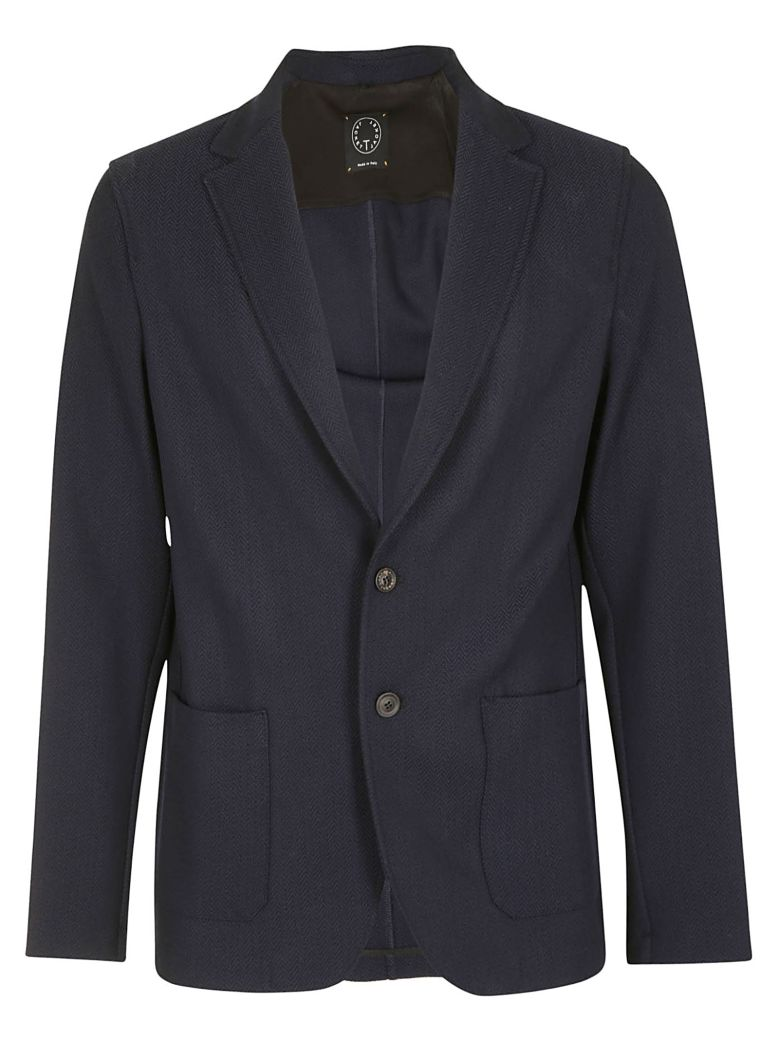 T-JACKET T-Jacket By Tonello Classic Blazer in Blue