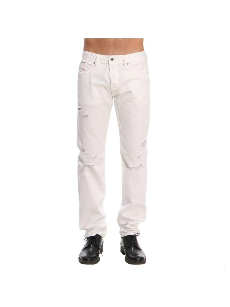 DIESEL Diesel Buster Jeans - White
