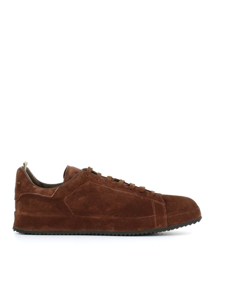 Twace sneakers - Brown Officine Creative