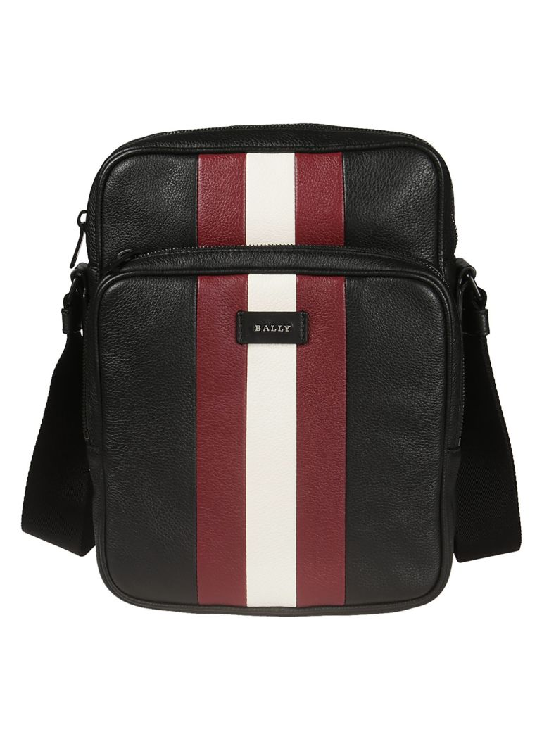 BALLY BLOMM STRIPED BAG