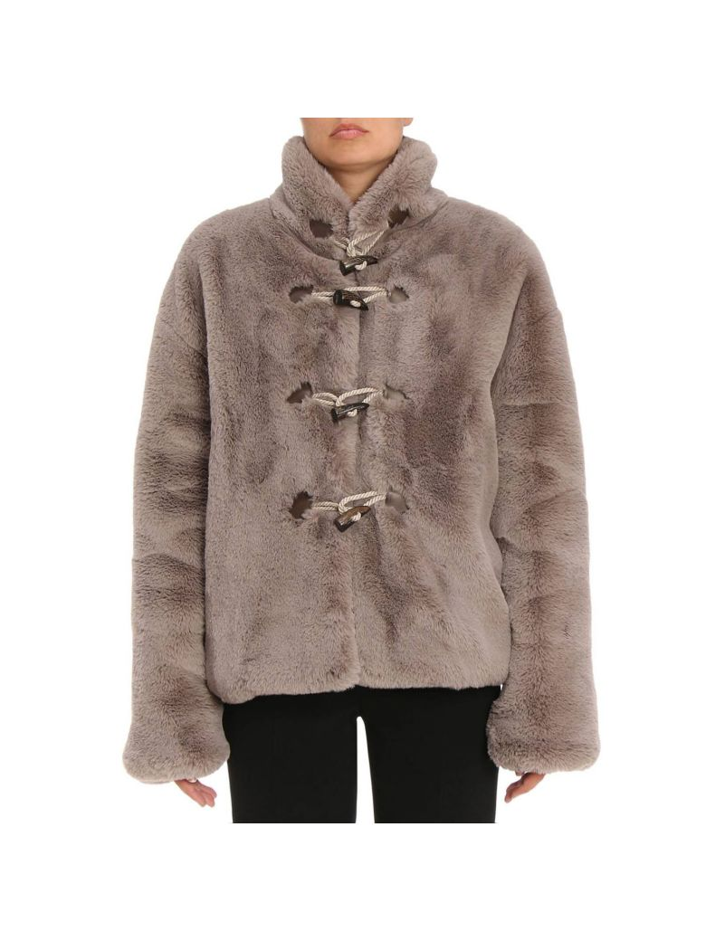 Golden Goose Coat Coat Women Golden Goose - dove grey