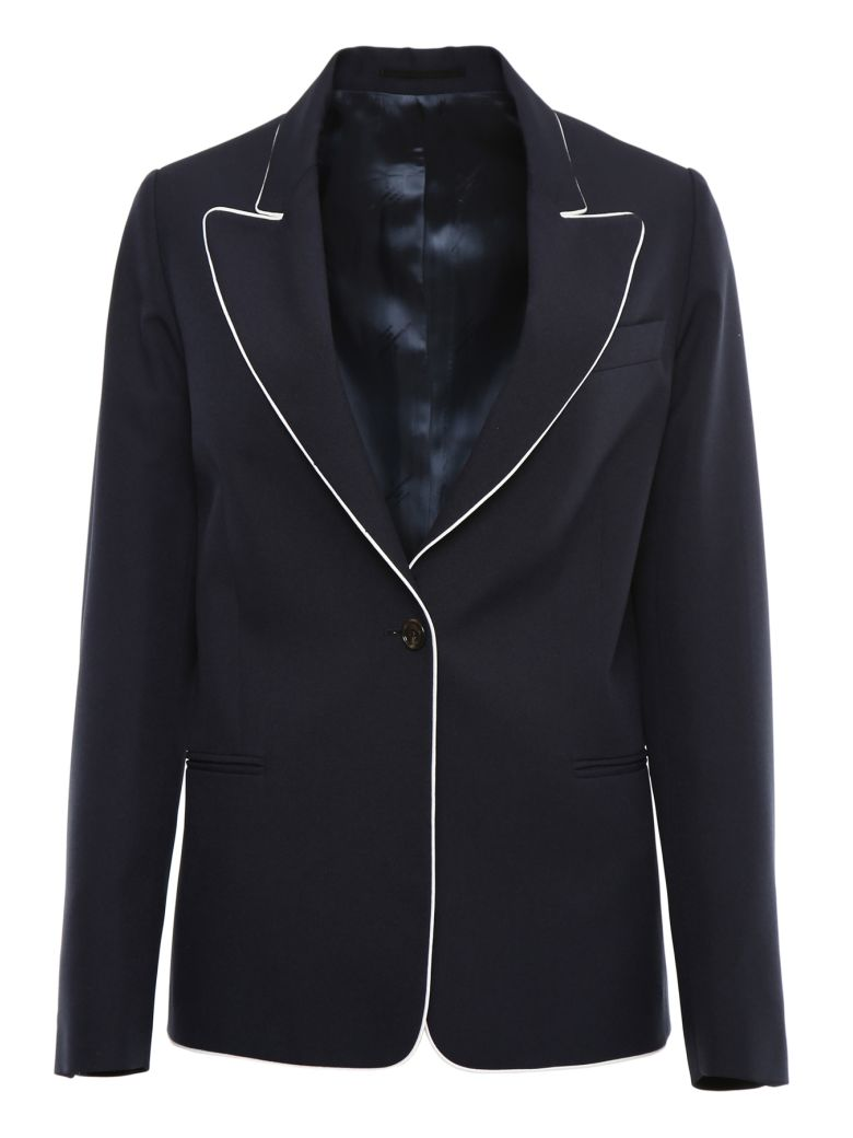 NAVY CLARA TAILORED JACKET