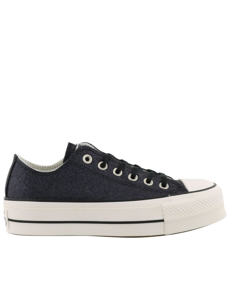 CHUCK TAYLOR LIFT CLEAN SNEAKERS