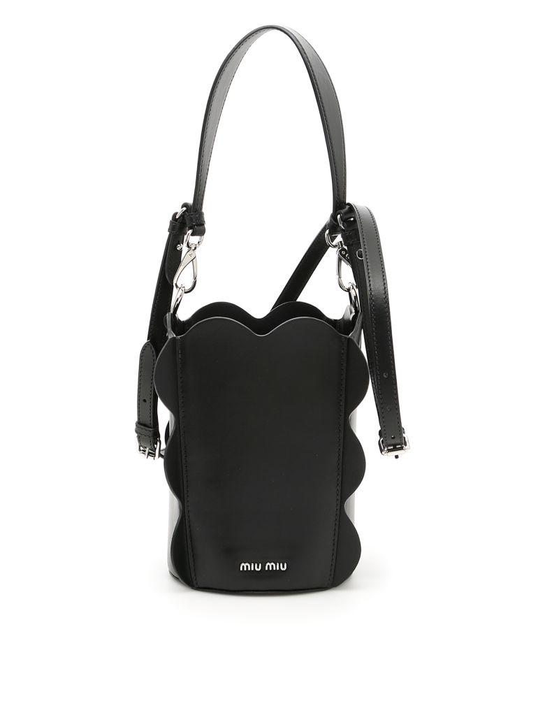 SOFT CALF BUCKET BAG