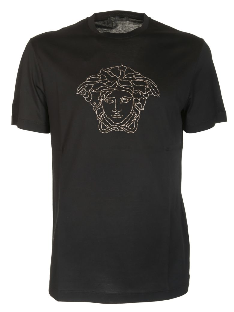 MEN MEDUSA LOGO T-SHIRT