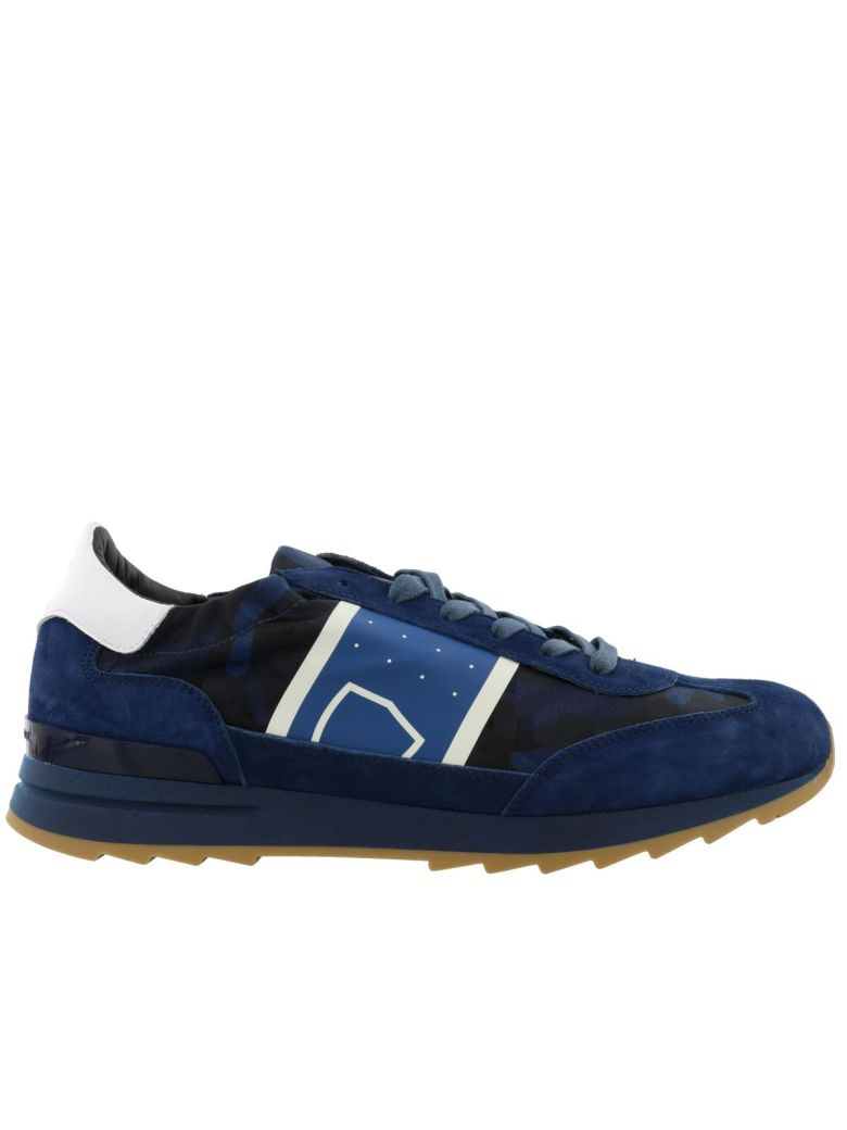 Philippe Model Toujours Sneakers - Blue