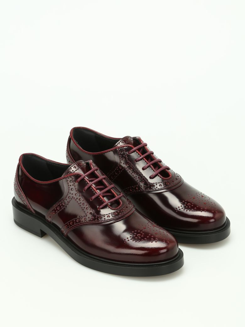 Polished Brogue Lace-Up Shoes, Must