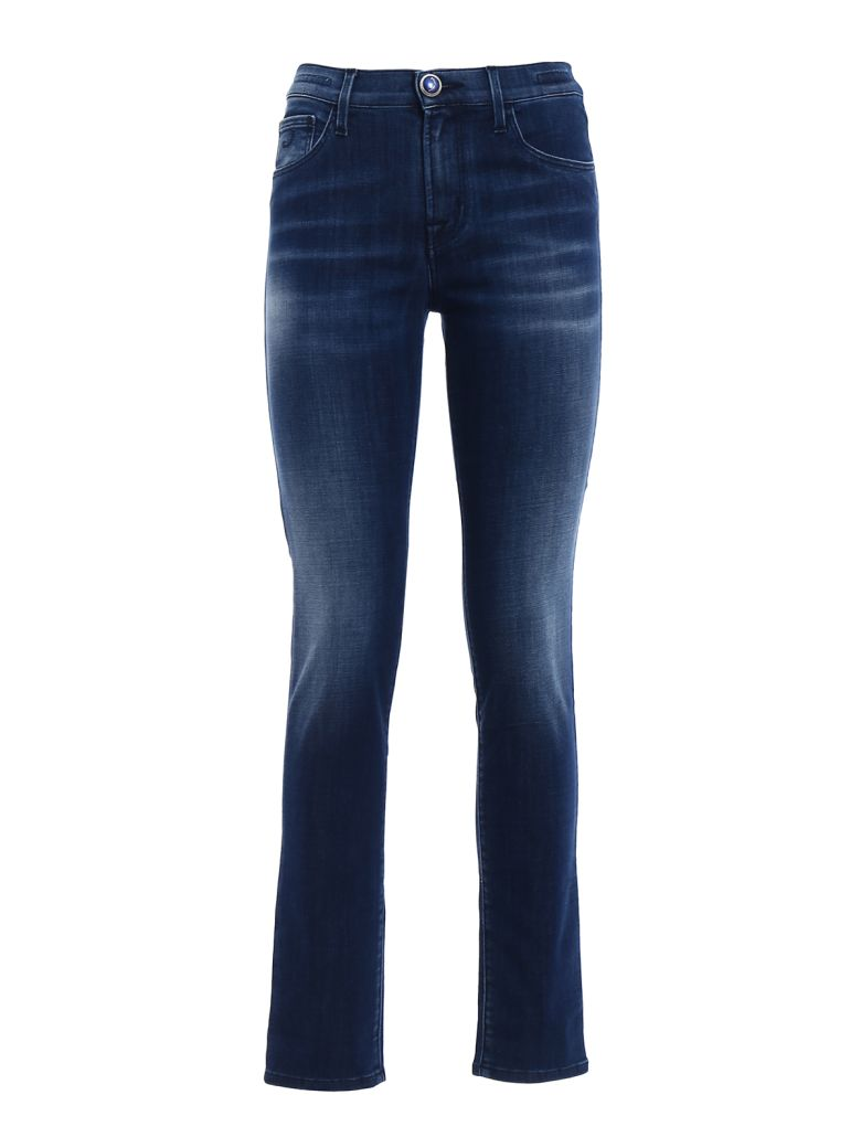 KIMBERLY SKINNY FIT JEANS