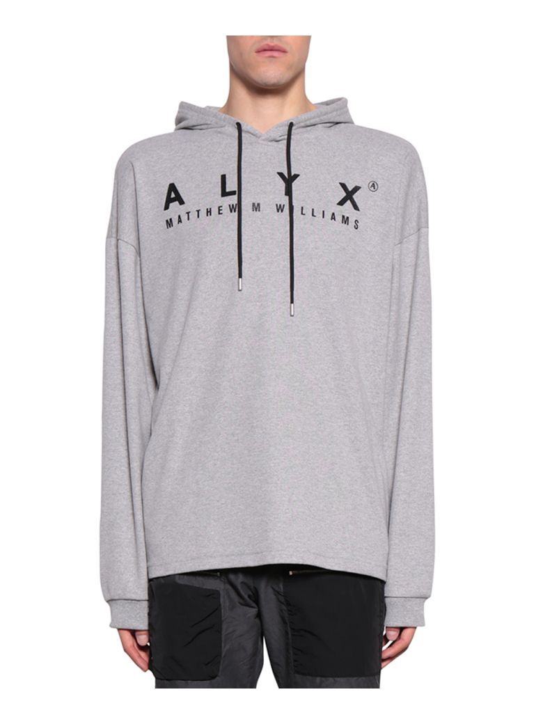 Alyx Cottons HOODED COTTON T-SHIRT