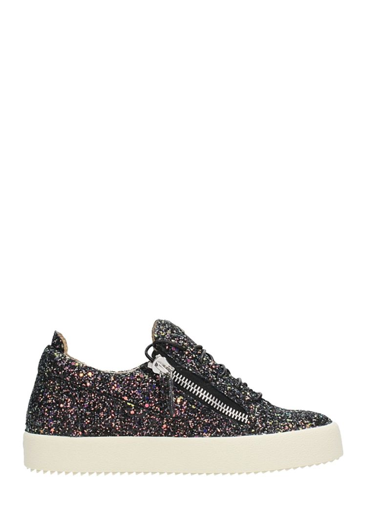 glitter May London sneakers