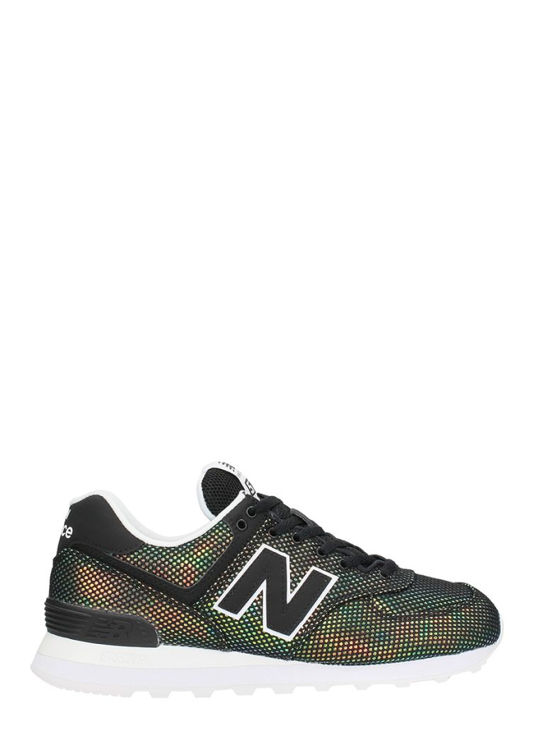 PETROIL TECHNICAL FABRIC SNEAKERS
