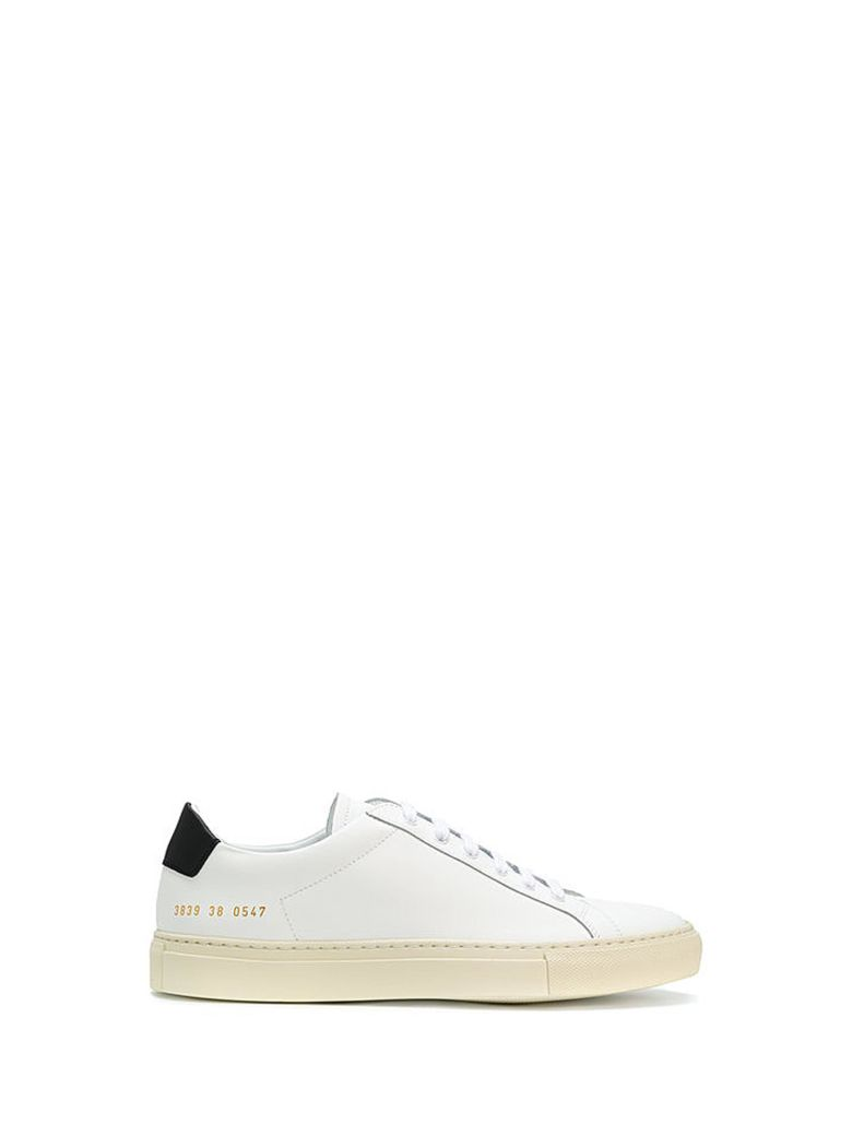 COMMON PROJECT ACHILLES RETRO LOW SNEAKERS