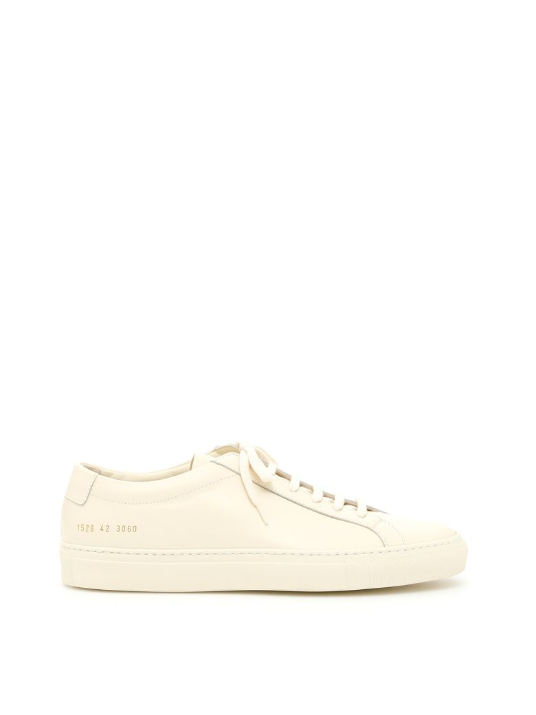 eba17d01a417 Common Projects Original Achilles Low Sneakers In Warm Whitebeige