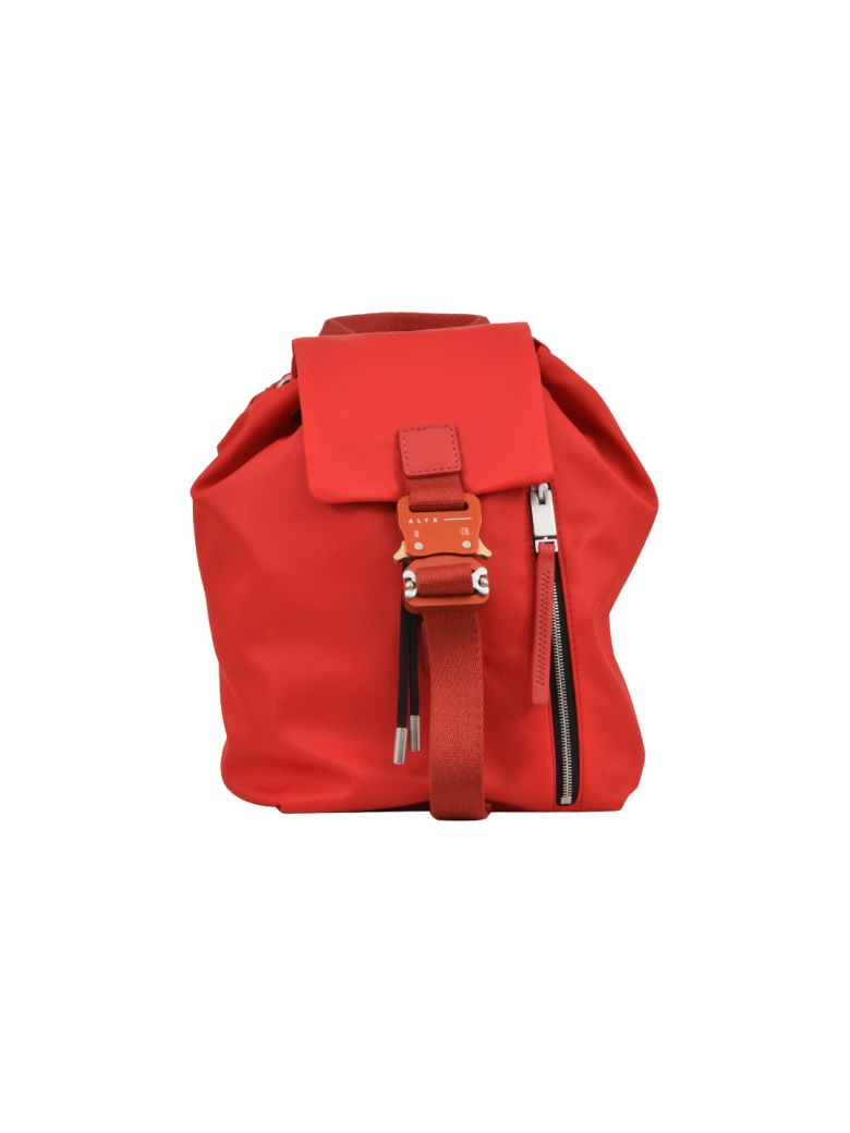 Alyx RED BABY BACKPACK