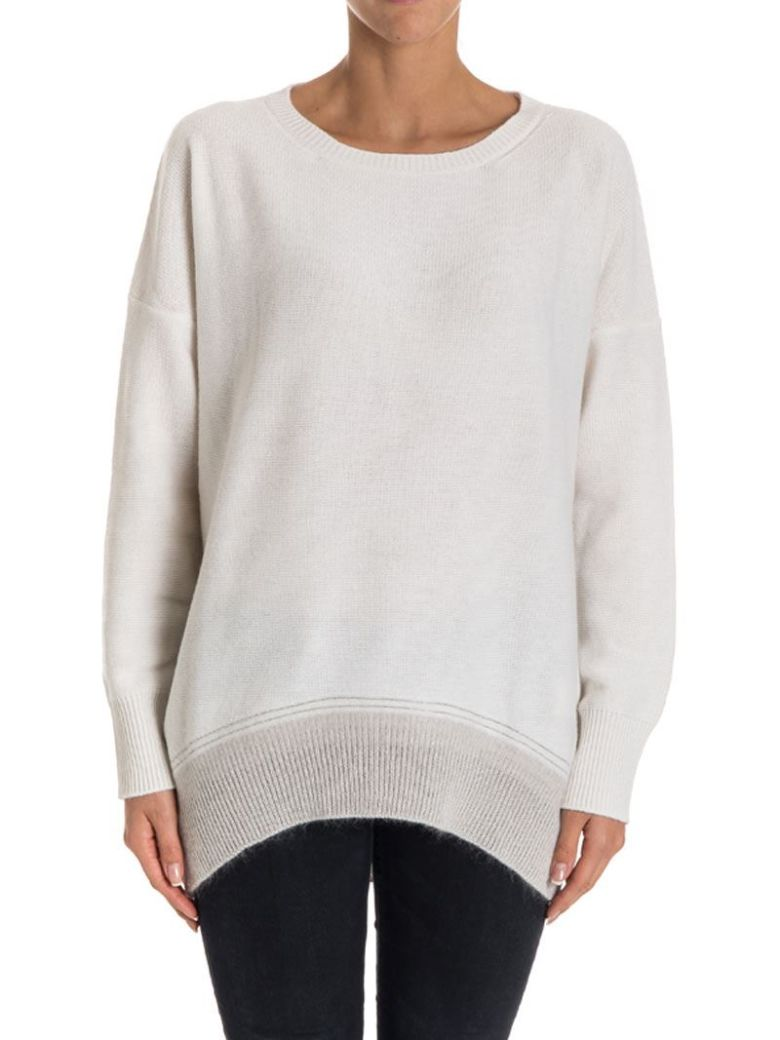 - Sweater, White