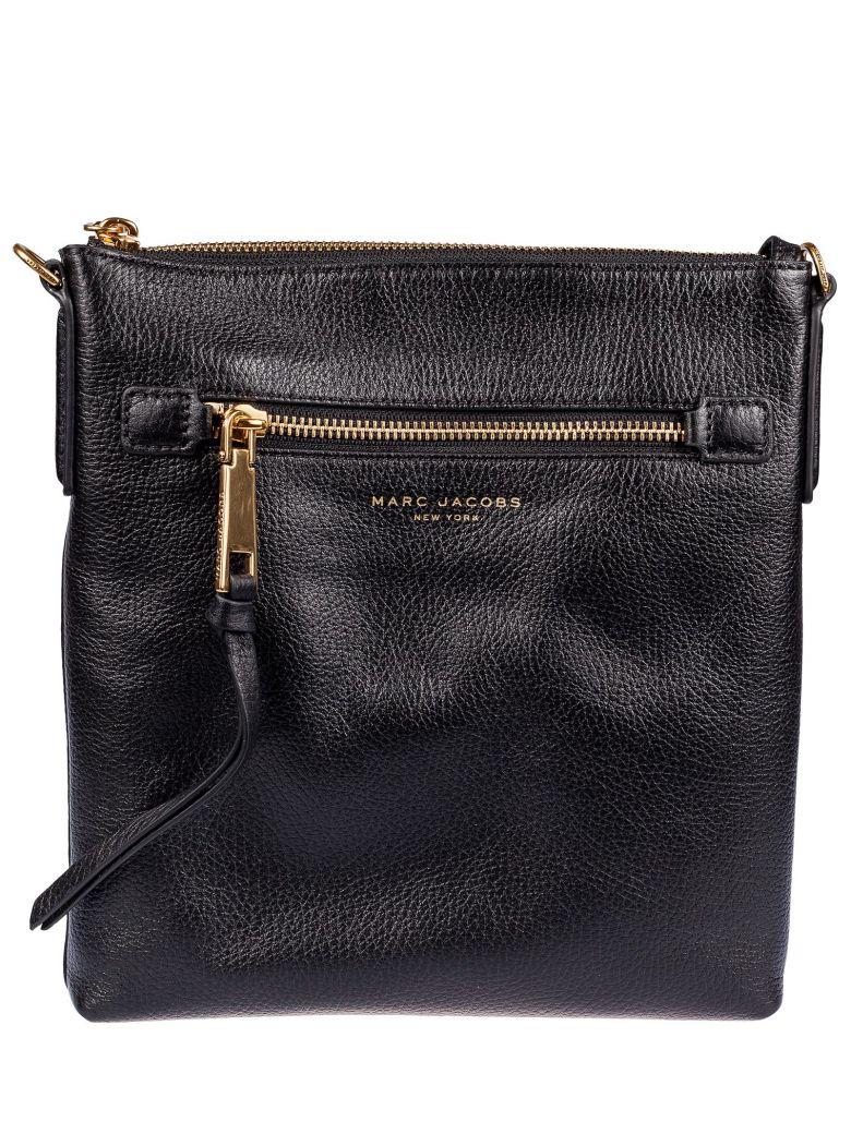 Recruit Shoulder Bag, Black