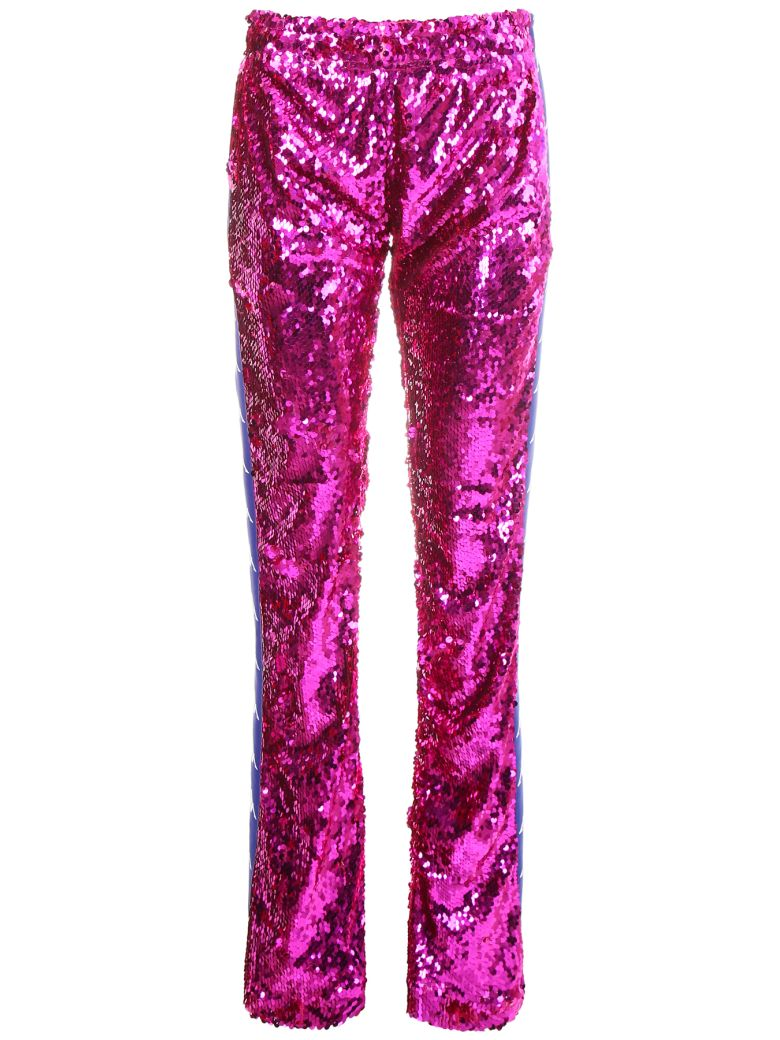 KAPPA SEQUIN TROUSERS